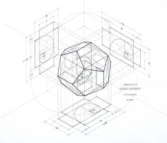 Fibonacci Dodecahedron | Walter Magazine | We All Live To Enhance Reality