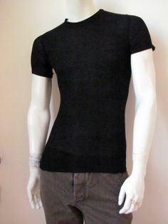 NICOLAS & MARK T-Shirt made up with 93% Viscose 7% Silk just at a price of EUR 39.00