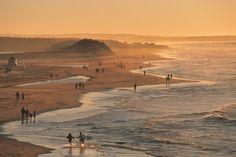 Cavendish Beach spans the beautiful northern Prince Edward Island