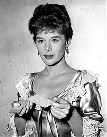 Diane Brewster The Dakotas 1963. DIANE BREWSTER CO-STARRED AS  JODY FARGO  THE WIFE OF A DOUBLE DEALING LAWMAN . PLAYED BY DAVID BRIAN:  StarringLarry Ward Jack Elam Chad Everett Mike Greene