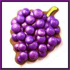 LilaLoa: Grapes Cookies