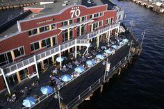 El Gaucho's seafood restaurant on Seattle's Pier 70 will emerge with a new name, Aqua by El Gaucho, next week.