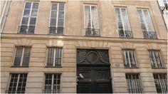 Hôtel de Sommery (après 1786) 115, rue de Grenelle Paris 75007. Propriété privée.