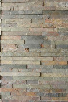 Mix Color Slate Wall cladding tiles