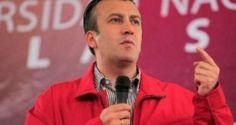 """Según el gobernador del estado Aragua, Tareck El Aissami, hay """"pruebas suficientes"""" que comprueban que el exfiscal del MP Franklin Nieves, acusador del líd"""
