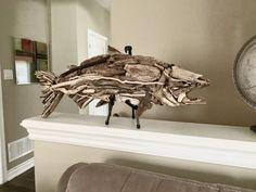 Driftwood Sculpture, Driftwood Art, Lion Sculpture, Custom Art, Photo Galleries, Art Gallery, Art Pieces, Woodworking, Statue