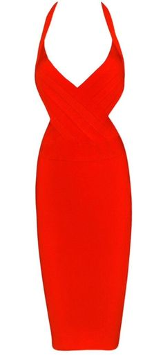 body-con fit, length above knee Occasion: Club wear, Wedding and Cocktail Parties Material: 90% rayon /9% nylon/ 1% spandex Color - Red Size -X-Small, Small, Medium, Large * Dry clean * Imported ****P