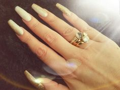 September '15 new nails.... missing my claws :-(