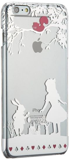 Disney Alice IPHONE6 Plus Iphone Clear Hard Case Cover Japan | eBay - http://amzn.to/2h26UWh