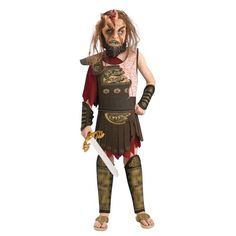 Clash of the Titans Calibos Kids Costume #officialsuperherocostumes