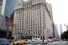 Film locations for Home Alone 2: Lost In New York (1992) - Home Alone 2: Lost In New York location: Kevin stays in the luxury hotel: Plaza Hotel, New York