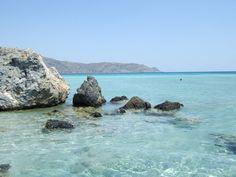 Elafonissi auf Kreta