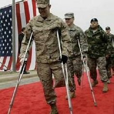 Our Heroes!!!! Thank you to all our soldiers.