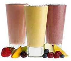 I still taste the whey powder...yuck...but the smoothies without the whey are delicious...to bad I need the protein..ughh
