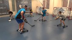 Check out this video on Off-Ice Hockey training: Stickhandling workout. Hockey Workouts, Hockey Drills, Hockey Puck, Hockey Mom, Field Hockey, Hockey Teams, Hockey Stuff, Hockey Players, Soccer
