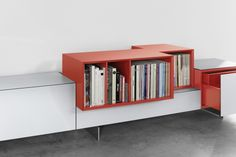 Alea wonen · Woonsysteem · Kettnaker · Manufactuur voor meubels