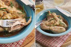 Готовят друзья с помощью посуды iCook™ : Пряная курица в вине с розмарином - HAPPYFOOD