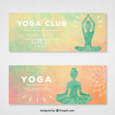 Banner Design Eps Infographics Commercial Lipsense Business Cards Vectors Yoga Silhouettes Pen And Wash