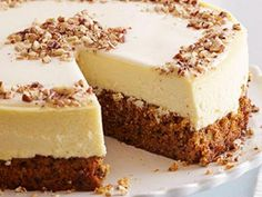 Best Carrot Cake Cheese Cake