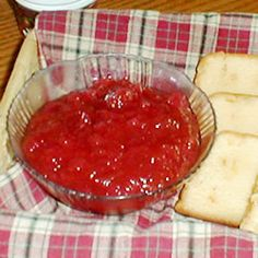 Easy Rhubarb Jam Recipe on Yummly