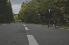damn with this downhill skateboarding czech republic #downhill #longboarding #skate