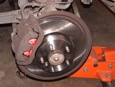 Ten Ways to Kill Your Car Dead - 6. Never change your brake pads
