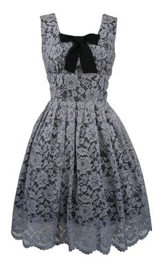 Paris Lilac Lace Dress #cocktail #dress