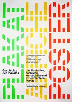 A History of Graphic Design: Chapter 42; The Swiss Grid System -- and the Dutch Total Grid