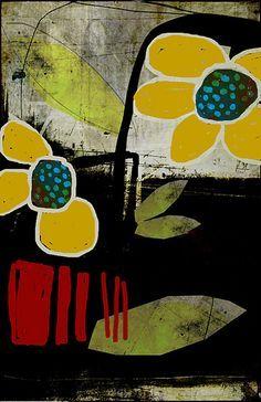 jardin | Linda Vachon