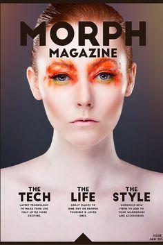 Morph Magazine - Launching January 2016.