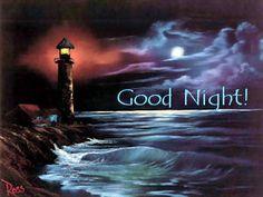 Goodnight light.