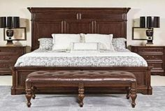 Dark brown furniture bedroom with brown furniture bedroom dark brown furniture design pictures remodel decor and . Classic Bedroom Furniture, Bedroom Furniture Sets, Bedroom Sets, Home Decor Bedroom, Rustic Furniture, Cool Furniture, Furniture Design, Kitchen Furniture, Master Bedroom