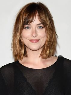 Dakota Johnson hair | thebrightblush