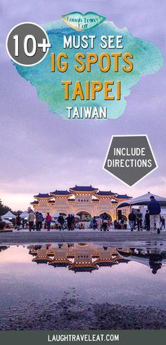 Discover Taipei's be