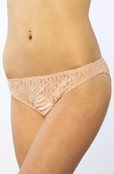 Lonely Women's The Triangle Insert Panty Small Orange Lonely. $47.00
