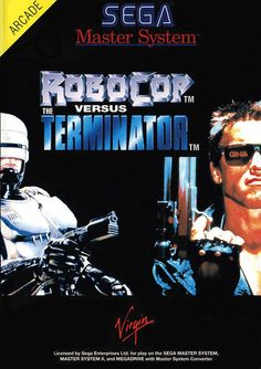 Robocop VS Terminator - Master System - Acheter vendre sur Référence Gaming