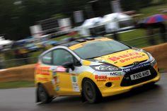 Ford Fiesta - Alex Parpottas