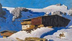 Auktionen in Österreich: Alfons Walde allenthalben Austria, Euro, Landscapes, Scenery, Museum, Artist, Photography, Painting, Post War Era