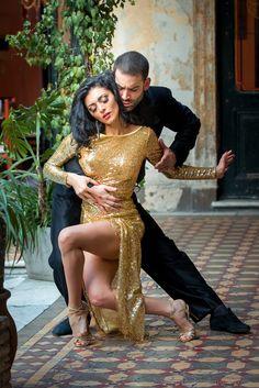Chigirev Portrait Photography | Argentine Tango German Cornejo and Gisela Galeassi
