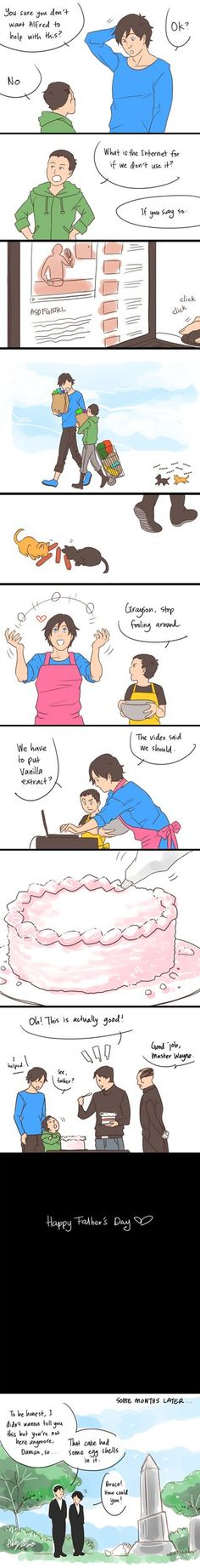 Cake For Father by *Colours07 on deviantART