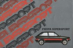 Ford Fiesta Mk1, Old School Cars, Ford Escort, Supersport, My Ride, Around The Worlds, Trucks, Cars, Track