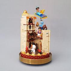 Lego MOC HOLIDAY CHRISTMAS BRIDGE LAKE City,Expert Custom INSTRUCTIONS ONLY !