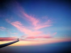 """704 Likes, 9 Comments - andrea turno (@andreaturno) on Instagram: """"More #clouds @ #sunset #flying combination from last flight with @etihadairways #etihadairways…"""""""