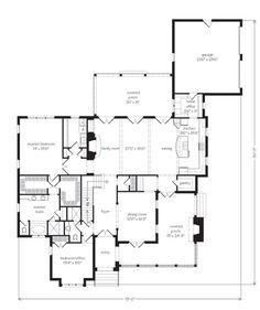 great floor plan...