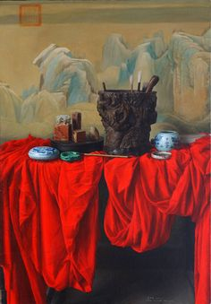 39_968_Wang_Weidong_Still_Life_with_Brushes_and_Ink.jpg