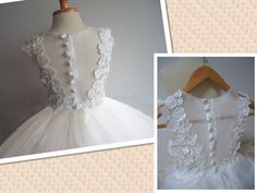Hey, I found this really awesome Etsy listing at https://www.etsy.com/listing/199094957/flower-girl-dress-little-baby-girl