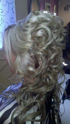 updo by Lyndsey Moir ( Ray of Light hair salon)