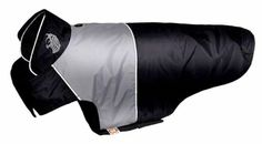 Costumes 52352: Touchdog X-Small Black And Grey Lightening-Shield Waterproof 2-In-1 Convertible -> BUY IT NOW ONLY: $64.99 on eBay!