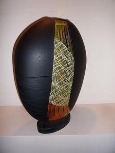 Vase murano glass Venice...  SCHIAVON Massimiliano