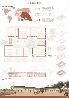 Results of Senegal Elementary School Competition, a worldwide architecture competition for students and professionals. You can check the full results in our webpage. Registrations for our new competition are open! #architectureboards #archilovers #arquitetura #architektur #architettura #architecturelovers #architecturephotography #architecture #arquitectura #architecturephoto #architecturedesign #architecturelove #archicompetition #archistudent #architecturecompetition #architecturestudent Arcade Architecture, Architecture Portfolio Template, Architecture Panel, Minimalist Architecture, School Architecture, Architecture Design, Presentation Board Design, Architecture Presentation Board, Portfolio Presentation